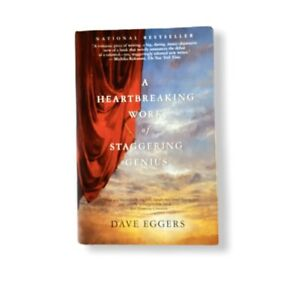 A Heartbreaking Work of Staggering Genius Dave Eggers PB Preowned