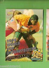 1996 RUGBY UNION  CARD #96 ILIE TABUA, WALLABIES