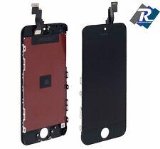 TOUCH SCREEN VETRO SCHERMO + LCD Display Assemblato PER iPhone 5C nero