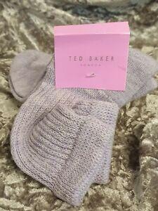 Ted Baker Lilac Socks J77