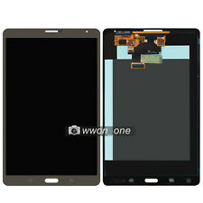 Bronze Samsung Galaxy Tab S 8.4 SM-T705 4G LTE LCD Display Touch Screen Assembly