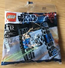 Lego Star Wars 8028 Mini TIE-Fighter Polybag Sealed Rare Retired