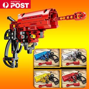 PUBG Signal Toy Gun Pistol Plastic Building Lego Blocks Kids Gifts Puzzle Game