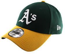 NEW ERA 9FORTY STRAPBACK CAP. THE LEAGUE 9FORTY. OAKLAND ATHLETICS