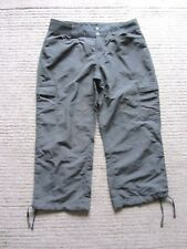 NORTH FACE Cargo Climbing Walking Hiking Trouser Shorts W30 Cropped