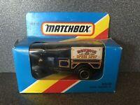 Matchbox - Ford Model A  MB 38  Made 1981 MATCHBOX SPEED SHOP LOGO's MINT IN BOX