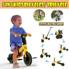 5 in 1 Toddler Bike for 1-3 Years Old Kids Toddler Tricycle Kids Trikes Tricycle