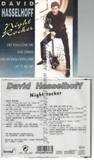 CD--DAVID HASSELHOFF--    NIGHT ROCKER