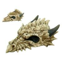 Nemesis Now Smaug Dragon Skull Figurine With Storage Space