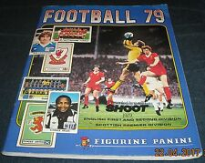 PANINI FOOTBALL 79 ALBUM - 100% COMPLETE - EXCELLENT CONDITION