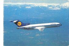 BR57536 Lufthansa B727 europa jet plane airplane