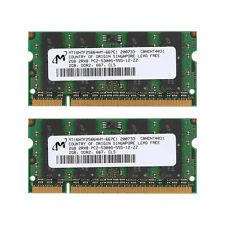 New 4GB 2x2GB Kit Apple iMac 5.1/6.1 /7.1 / Mac Mini 2.1 DDR2 Laptop RAM Memory