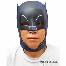 BATMAN MASK Classic TV 1966 Party Toy Prop Head Rubber Free size Cosplay Japan.