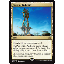 MTG - Spire of Industry - Aether Revolt AER - [4x] - NM - [x4] - English