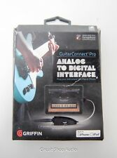Griffin GuitarConnect Pro - 30 pin IOS / Instrument Interface -  GC17133 -- TX2
