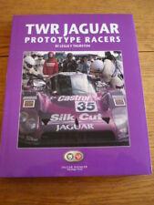 TWR JAGUAR PROTOTYPE RACERS CAR BOOK