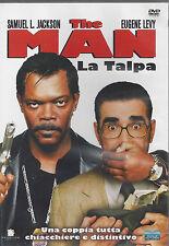 Dvd **THE MAN ~ LA TALPA** con Samuel L. Jackson nuovo 2006