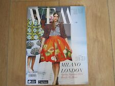 World Fashion Magazine Spring / Summer 2014 Women Ready To Wear Collection New.