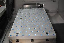 """Sub Plate Haas VF-2 SS 15-1/2"""" X 29"""" 1-1/4"""" CNC billet 6061 Mill fixture NEW"""