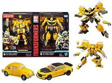 Transformers Bumblebee Action Figures 2 Pack Studio Series 24 & 25 Deluxe Class