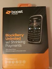 blackberry curve 9310 boost mobile smartphone brand new