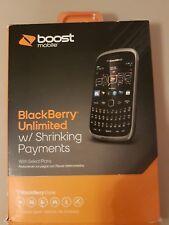 Blackberry Curve 9310 Boost Mobile Teléfono inteligente Totalmente Nuevo