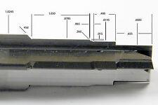 .6885 SOLID CARBIDE MULTI STEP REAMER -RITE WAY  (C-6-1-1-19-OFG)