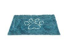 Dog Gone Smart Pet Products Dgsddm3132 Dirty Dog Doormat, Medium, Pacific Blue