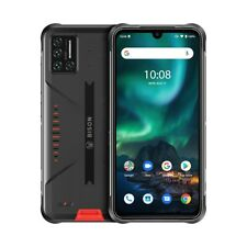 "UMIDIGI Bison Rugged Waterproof Android Phone 6.3"" 6Gb + 128Gb 48MP Quad Camera"