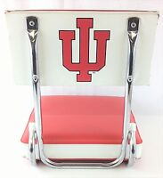 Vintage KR Industries Indiana University Foldable Stadium Bleacher Seat Cushion