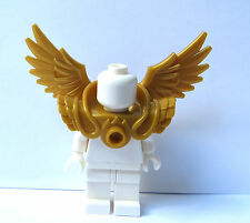 Lego Gold Golden Armour With Wings   Minifigure Not Included Warrior Soldier