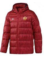 adidas Mens MUFC Manchester United FC Down Jacket Red M Medium BNWT RRP £130