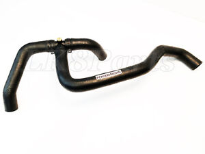 LAND ROVER DISCOVERY 2 II RADIATOR COOLANT UPPER TOP HOSE with HD Brass Plug New