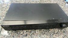 Sony ST-JX401 Quartz Lock Digital Synthesizer (106572-2 A )