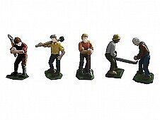 Lionel 6-81871 O Loggers Figure Pack (5)