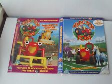 Tractor Tom Sports Day / Wheezy's Wings & Other Stories 2x DVD Disk & Cover Only
