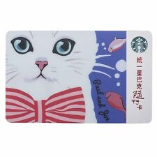 Starbucks Taiwan  2016 Paul & Joe OTG giftcard  with   sleeve