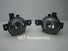 BMW 2007-2011 E81 E82 E83 E87 E88 fog lamps E-mark Replacement lights H11 55W
