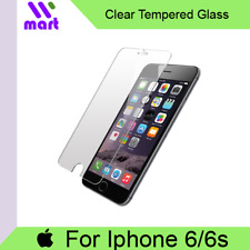 Clear Tempered Glass Screen Protector iPhone 6 / 6s