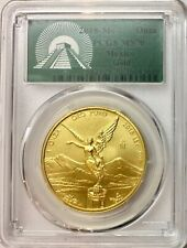2018-Mo Mexico Gold 1 oz Libertad PCGS MS-70