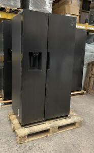 Samsung RS67A8810B1 RS8000 91cm American Fridge Freezer Black / Stainless Steel