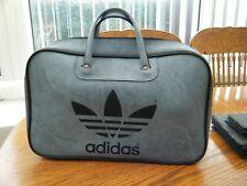Nueva marca bnos Vintage Adidas bolsa 70s 80s Negro Peter Gimnasia Deportes Soul del norte