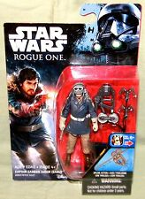 """CAPTAIN CASSIAN ANDOR Rogue One A Star Wars Story 3.75"""" Action Figure 2016"""