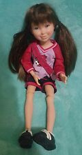 """Retired American Girl Hopscotch Hill 16"""" Gwen Doll in Full Soccer outfit"""