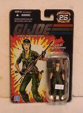 GI JOE 25th Anniversary Covert Operations Lady Jaye 2007 Hasbro MOC