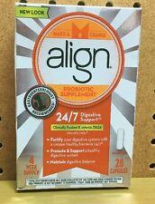 Align Probiotic Supplement 28 count 4 Week Supply NEW
