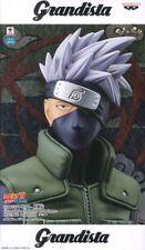 Banpresto Naruto Shippuden Grandista Shinobi Relations Kakashi Hatake Figure NEW