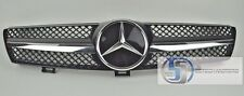 W219 CLS500 CLS600 CLS Grille Grill 1 FIN NEW AMG BLACK Distronic star DTR