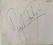 More details for margot fonteyn ,a. danilova & mia slavenska .ballet dancers genuine autographs
