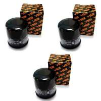Volar Oil Filter - (3 pieces) for 2009-2011 Arctic Cat MudPro 700 4x4 H1 EFI